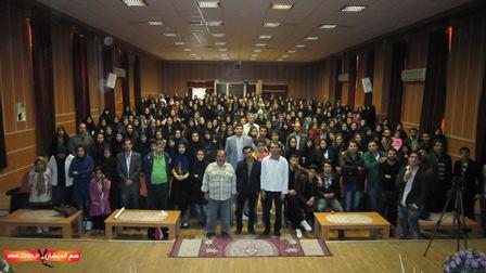همایش هم اندیشان تهرانی در قرچک ورامین