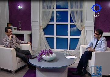 سومین حضور امید در تلویزیون - برنامه اردیبهشت